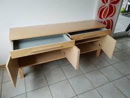 ikea bjursta sideboard wohnzimmer aufbewahrung möbel
