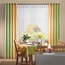 gardine und uni deko für ihr esszimmer