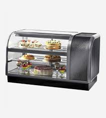 Pastry Display Cabinets Under Commercial Refrigeration