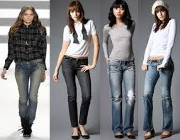 New Trend Of Jeans For Girls