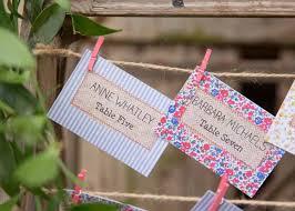 make your own diy rustic wedding seating plan