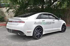 2014 Lincoln MKZ 3 7 on 22