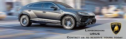 New Luxury, Sports & Exotic Car Dealer At Herb Chambers Lamborghini ...