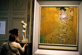 Klimt University Of Vienna Ceiling Paintings by Klimt U0027s 150th Anniversary At Neue Galerie The New York Times
