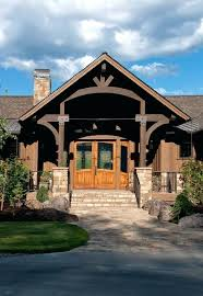 Western Style Homes Keystone Ranch Home Rustic Exterior Modular