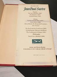 Troubled Sleep A Novel By Jean Paul Sartre Vintage Fiction