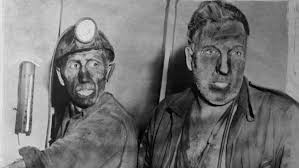 Faces Of Springhill Survivors Two Rescued Miners Bill Miller And Don Ferguson Rest