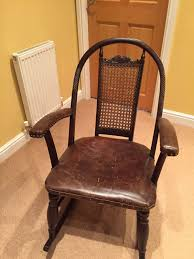 Antique Victorian Rocking Chair In PR2 Preston For £90.00 ... Arts Crafts Mission Oak Antique Rocker Leather Seat Early 1900s Press Back Rocking Chair With New Pin By Robert Sullivan On Ideas For The House Hans Cushion Wooden Armchair Porch Living Room Home Amazoncom Arms Indoor Large Victorian Rocking Chair In Pr2 Preston 9000 Recling Library How To Replace A An Carver Elbow Hall Ding Wood Cut Out Stock Photos Rustic Hickory Hoop Fabric Details About Armed Pressed Back