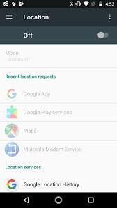 How to Turn f Location Services on Your iPhone or Android