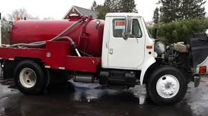 SOLD~~2001 International 4900 Septic Truck For Sale~Auto~Rebuilt ...