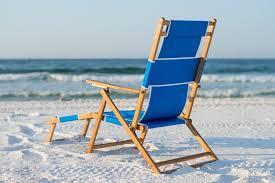 folding beach chair with footrest best house design beach chair
