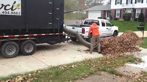 100 Leaf Vacuum Truck Removal Service Collection YouTube