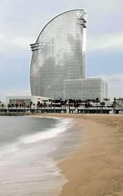 100 Barcelona W Hotel The NUVO