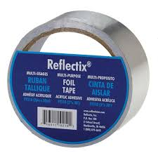Reflectix 2 in x 30 ft Reflective Foil Tape FT210 The Home Depot