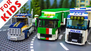Lego Cars - Trucks - YouTube Amazoncom Lego Creator Transport Truck 5765 Toys Games Duplo Town Tracked Excavator 10812 Walmartcom Lego Recycling 4206 Ebay Filelego Technic Crane Truckjpg Wikipedia Ata Milestone Trucks Moc Flatbed Tow Building Itructions Youtube 2in1 Mack Hicsumption Garbage Truck Classic Legocom Us 42070 6x6 All Terrain Rc Toy Motor Kit 2 In Buy Forklift 42079 Incl Shipping Legoreg City Police Trouble 60137 Target Australia City Great Vehicles Monster 60180 Walmart Canada