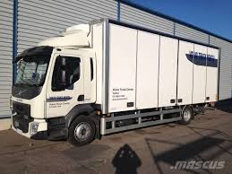 100 Box Truck Rentals Volvo FL 4x2 16 Tn Umpikori 75 M TLnostin Trucks For Rent