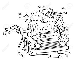 Car Wash Royalty Free Cliparts Vectors And Stock Illustration