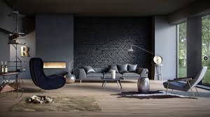 Red Black And Silver Living Room Ideas by Modern Living Room Black And Grey Interior Design
