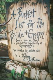 Wedding Ideas Unique Alternative Guestbooks