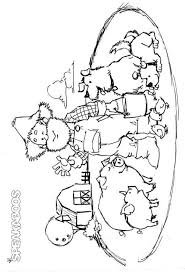 Old Macdonald Coloring Pages