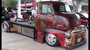 Rat Rod COE Trucks | Rat Rod Ideas Series 2018 | OLD CAR TV REVIEW
