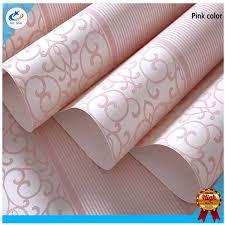 hochzeit haus zimmer tapete rosa farbe tapete europäischen streifen muster schlafzimmer tapete wandpapierrolle