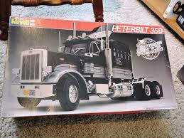 Vintage 1982 7410 Revell Peterbilt 359 Semi Tractor Truck Model Kit ... Revell Peterbilt 359 Cventional Tractor Semi Truck Plastic Model Free 2017 Ford F150 Raptor Models In Detroit Photo Image Gallery Revell 124 07452 Manschlingmann Hlf 20 Varus 4x4 Kit 125 07402 Kenworth W900 Wrecker Garbage Junior Hobbycraft 1977 Gmc Kit857220 Iveco Stralis Amazoncouk Toys Games Trailer Acdc Limited Edition Gift Set Truck Trailer Amazoncom 41 Chevy Pickup Scale 1980 Jeep Honcho Ice Patrol 7224 Ebay Aerodyne Carmodelkitcom