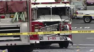 2 Daly City Firefighters Injured In Engine, Fire Truck Collision ... 1 Killed 5 Injured In Crash Involving Fire Truck Louisville Ky Dallasfort Worth Area Equipment News Our Refighters Western Cape Government Injured A Accident South Carolina The Nye Law Group Campus Safety Enhanced With New Ladder Uconn Today Trucks Driving Fails And Crashes Caught On Zeeland Twp Fire Truck Falls Down Ditch En Route To Crash Youtube Firetruck Involved Accident Squirrel Hill Apparatus Exclusive Video Man Jumps Allegedly Assaults