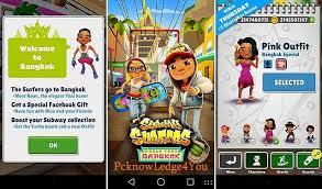 Subway Surfers Halloween Download Free by Subway Surfer Bangkok Cracked Apk Free Download Pcknowledge4you