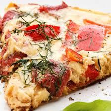 tarte sucree sans pate recette quiche sans pâte tomate mozza facile rapide