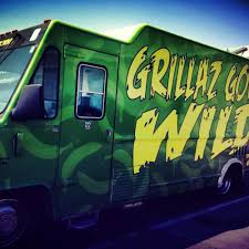 Grillaz Gone Wild Cheesteak Food Truck - San Jose Food Trucks ...