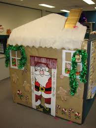 Office Christmas Decoration Ideas Funny by Cubicle Christmas Decorations Ideas Rainforest Islands Ferry
