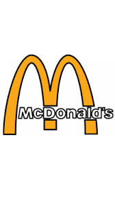 How To Draw McDonalds Company Logo Step By