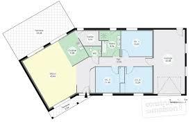 maison plain pied 5 chambres plan de maison plain pied 5 chambres biokamra com