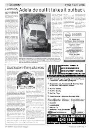 100 Outback Truck Parts JUL1504 By The Monitor Inc Issuu