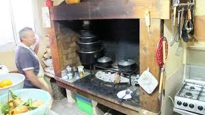 cuisine au aniel et sa cuisine au feu de bois picture of l estagnon la