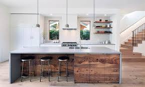 Rustic Modern Kitchen Ideas Rustic Contemporary Kitchen Design Ideas Designing Idea