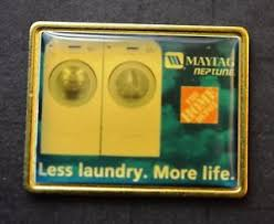 Home Depot Maytag Neptune Vendor Pin