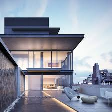 100 Tokyo Penthouses Duplex Penthouse And Terraces Top Tadao Andos 152 Elizabeth Street