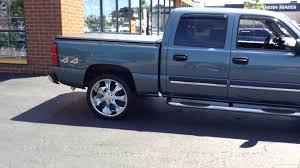 2006 CHEVY SILVERADO ON 24'' VELOCITY RIMS IN 295/35R24 LEXANI TIRES ... 2006 Chevy Silverado Parts Awesome Pickup Truck Beds Tailgates Wiring Diagram Impala Stereo 62 Z71 Ext Christmas 2016 Likewise Blower Motor Resistor For Sale Chevrolet Silverado Ss Stk P5767 Wwwlcfordcom Striping Chevy Truck Tailgate Pstriping For Sale Save Our Oceans Image Of Engine Vin Chart Showing Break Down Of 1973 Status Grilles Custom Accsories Chevrolet Kodiak Photos Informations Articles Bestcarmagcom 2018 2019 New Car Reviews By 2004 Step Side Youtube