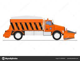 100 Salt Spreaders For Trucks Cartoon Snow Plow Spreader Flat Vector Stock Vector Norsob