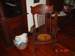 Early 1900's Antique Rocker With Hand Carved Ship In Headrest ... Amazoncom Rockabye Ahoy Doggie Pirate Ship Rocker Toys Games Living Room Rocking Chairs Crescent Quick Monterra Swivel Lounge Chair Outdoor Fniture Lovely Patio Wrought Iron Free Vintage Hans Wegner Design Eames Rope Etsy Viking Cruise Survivors Describe Hell Of Ship Flooding With Water Mid Century White Painted Deck Timelineinteriors Sale Amish Hickory Oak Quick Free Shipping Oil On Background Blue Stock Photo Edit Now Zuma Black Zrock18blk01chrm Urchchairs4lesscom