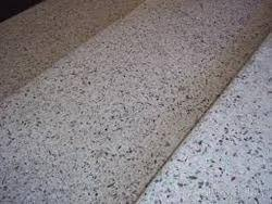 Marble Chips Floor Laying