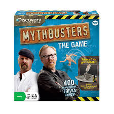 Mythbusters Christmas Tree by Amazon Com Mythbusters The Game Toys U0026 Games