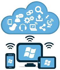 bureau viruel infogérance bureau virtuel d entreprise multi device