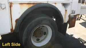 100 Bucket Truck Repair Refurbish Body YouTube