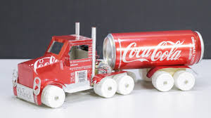 How To Make A Coca Cola Truck With DC Motor - DIY Coca Cola Truck How To Make A Battery Powered Truck Easy Simple Toy Trucks Diy A Different Approach To The Same Model Kiwimill Blog Light But Strong Pickup Popular Science Make Powerful Cboard Amazing For Kids 3d Drawing Best Of 2 Ways Draw With How Battery Powered Origami 3d Gifts Lego Ideas Product Ideas At Home Car Remote Control Using Coca Cola Rc Container Youtube Good Vironment Your Food Truck