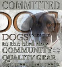 Dedicated To The Bird Dog Community