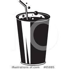 Royalty Free RF Soda Clipart Illustration by Prawny