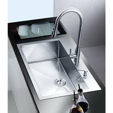 double basin kitchen sink dimensions undermount single bowl